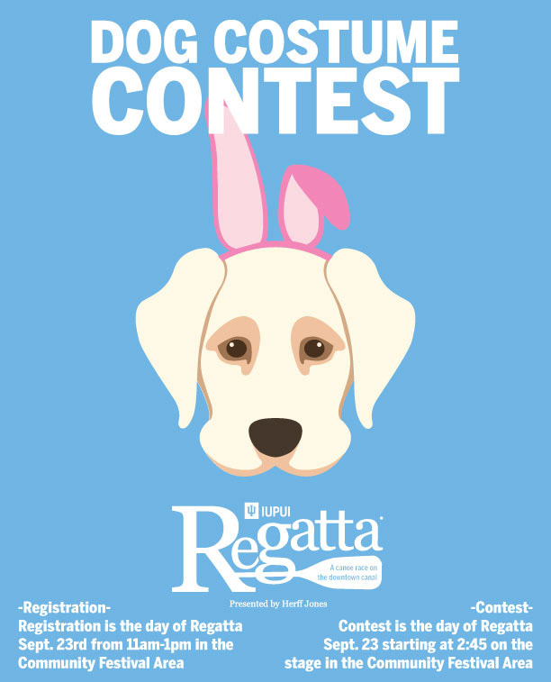 Dog Costume Contest Poster  Pet Poster